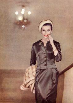 old hollywood  Henri Bendel  fashion