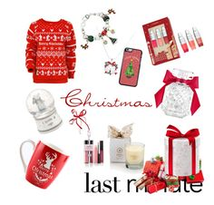 """Christmas Gifts🎄"" by narminabasoffa ❤ liked on Polyvore featuring Lancôme, Disney, Mamas & Papas, Victoria's Secret, Martha Stewart and Laura Geller"