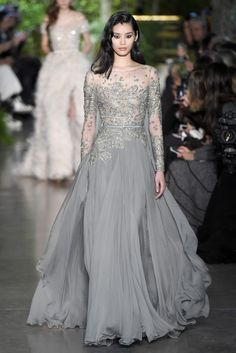 Elie Saab Couture Spring 2015 - Slideshow