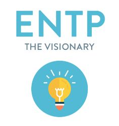 Profile of the ENTP Personality Type | Truity /// Click on the link for the video and more information