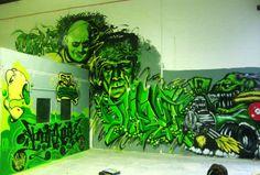 Frankenstein's monster part...not so much everything else...