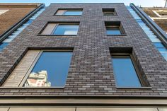 Goodge Street, London, Blockleys Synthesis S14 brick blend Download