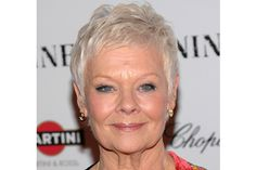Judi Dench, Even Celebrities Flaunt Gray Hair -- See Proof Here
