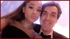 ARIANA GRANDE PERFORMS NEW SONG WITH HER MENTOR