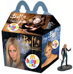 """Buffy The Vampire Slayer"" Happy Meal"