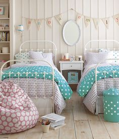 Dot to Dot Bedroom Collection by Garnet Hill
