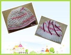 Sweet Nothings Crochet: SIS 'N ME BEANIES