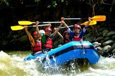 Davao Wild Water Rafting