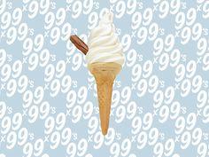 Luke Stephenson is raising funds for 99 x on Kickstarter! A photographic book exploring the wonderful world of the 99 ice cream. 99 Ice Cream, Dreams