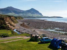 TrekSnappy's Top Ten UK Campsites ~ TrekSnappy