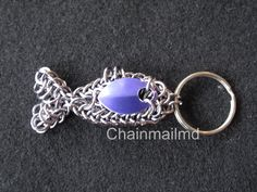 chainmaile pendant - Google Search