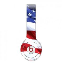 Waving American Flag USA Decal Skin for Beats Solo HD Headphones by Dr. Dre ARDOR Designs http://www.amazon.com/dp/B00IUF9ZN0/ref=cm_sw_r_pi_dp_yjRtub1FV4K1N
