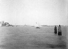 Ice boat outside Helsinki 1907 | Flickr - Photo Sharing!
