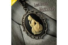 Last Breath Necklace by Wild Card A Boutique, Fashion Accessories, Cards, Vintage, Maps