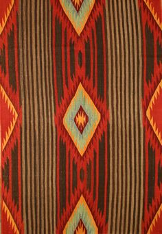 Southwest fabric pattern