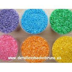 Arroz de Colores 1 kg 13,50€