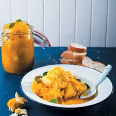 Curried Pickled Fish #Starter #Recipes #Fish #SouthAfrica