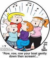 ROFLOL...I <3 Family Circus.