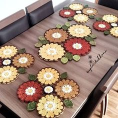 1 million+ Stunning Free Images to Use Anywhere Crochet Leaf Patterns, Crochet Leaves, Crochet Circles, Doily Patterns, Crochet Motif, Crochet Designs, Crochet Doilies, Crochet Flowers, Crochet Stitches