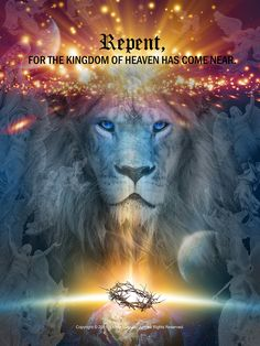 """A Select Arrow💠~The Lord is coming -"""" they will rage war against the Lamb , but the Lamb will triumph over them BC He is Lord of Lords and King of Kings. Lion Of Judah Jesus, King Jesus, Jesus Is Lord, Christian Warrior, Christian Art, Bible Art, Bible Scriptures, Image Lion, Jesus Art"""