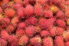 Fruit Brazil - Municipal Market Rambutan