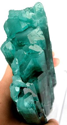 "This is the ""Freilich indicolite"" as some have called it, a dramatic and vibrant piece with nearly electric color."