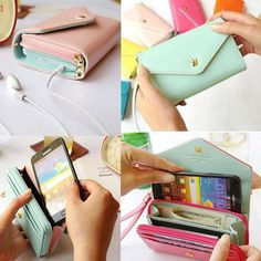General Use! Pouch Wallet PU Leather Case for iphone 6s 5s 5, 6 Plus 5C 4s, for Samsung Galaxy S3 S4 S5 S6 Cover Crown Card Slot-in Phone Bags & Cases from Phones & Telecommunications on Aliexpress.com | Alibaba Group