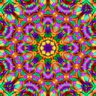 Kaleidoscope Collection on Society6.