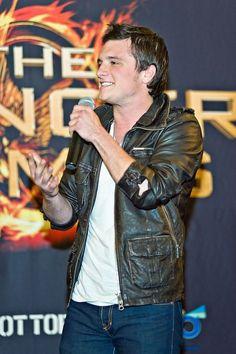 Josh Hutcherson. How can one not love that face? #JoshHutcherson