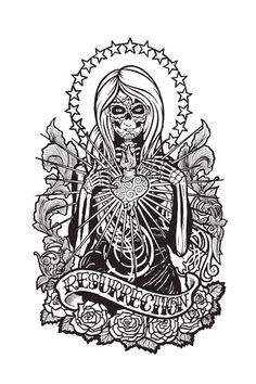 amigos de los muertosa necessary book for every tattoo artist