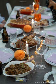 Erntedank, Erntedankfest, Thanksgiving Brauchtum und Rezepte,