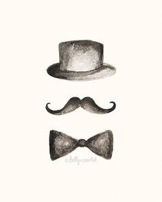 moustache-hat-bowtie