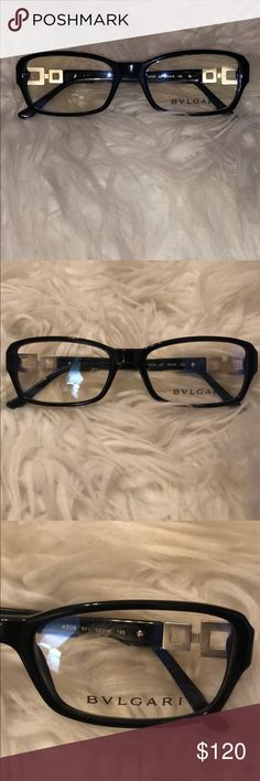 dbace3747e5 NEW Bvlgari Glasses NEW BVLGARI reading glasses. Made in Italy. Come with  case.
