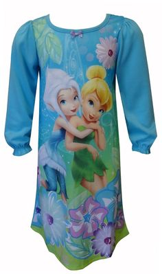 secret of the wings nightgown | and Periwinkle Fairy Night Gown Any fan of The Secret of the Wings ...