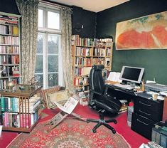 The Writer S Room Where Writers Write Pinterest National Book Award Authors And Writer
