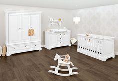 Kinderzimmer Emilia extrabreit groß von Pinolino