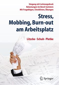 Buy or Rent Stress, Mobbing und Burn-out am Arbeitsplatz as an eTextbook and get instant access. With VitalSource, you can save up to compared to print. Haha, Burn Out, Burns, Material, Products, Medicine, Workplace Bullying, Question Paper, Challenges