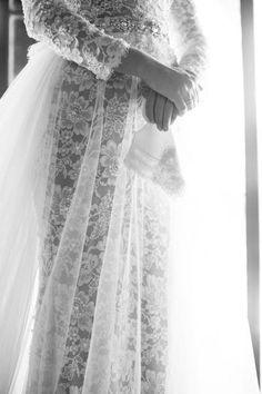 A rustic spring wedding