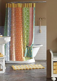 1000+ images about cortinas de baño on Pinterest ...
