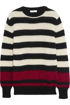 35306419a6af5b IRO - Jaylen striped knitted sweater