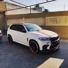 BMW X5M custom.