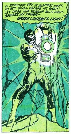 GREEN LANTERN #83 -- APRIL 1971