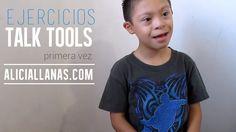 talk tools y síndrome de down a los 9 años
