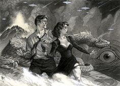 """""""Storms at Sea"""" by Mark Schultz"""