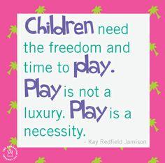 www.manhattantoy.com #PlayMatters #imaginationsatplay #quote #play #manhattantoy