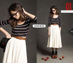 Alexa Chung... fall clothing inspiration