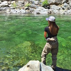 "158 Likes, 7 Comments - Jenny (monse her.dirtroad.diary) on Instagram: ""Live the life you think you deserve! #fishing #flyfishing #orvis #redington #americanriver…"""
