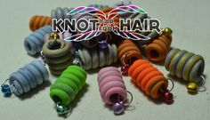 Jingle Dreadlock Beads - 3 beads for 2 pounds!!!! on Etsy, £2.00