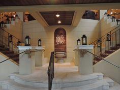 Beautiful simple and Rustic Wedding entrance #imgacademygolfclub