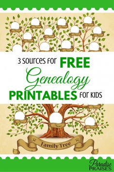 Family tree free gen